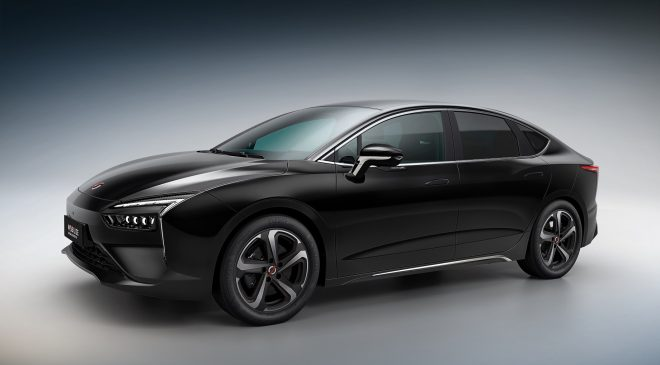 Renault Mobilize Limo Electric Car