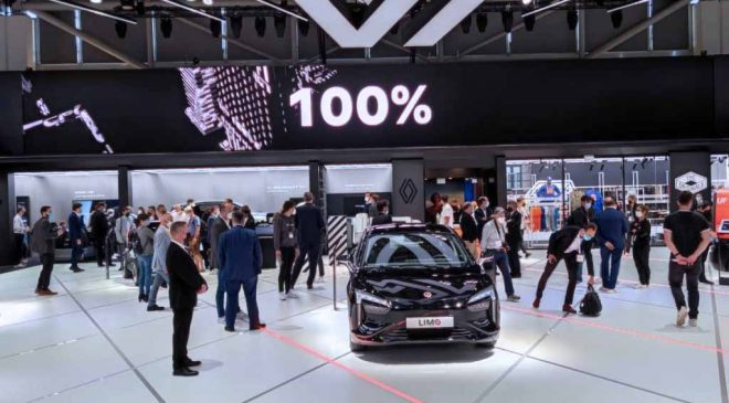 Renault Mobilize Limo Electric Vehicles